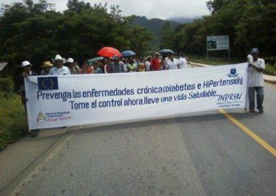 Caminata Salud Para Todos comp