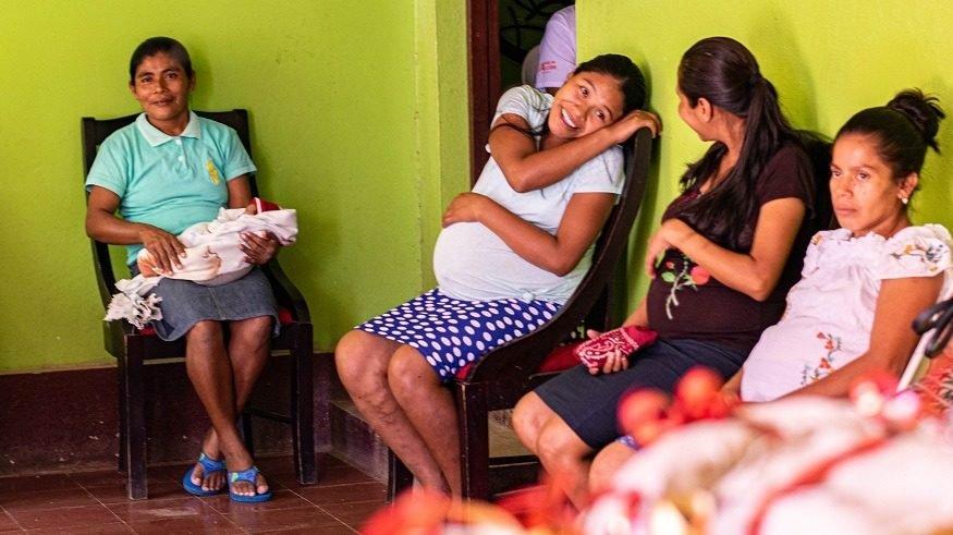 Contribuyendo a una maternidad segura en Totogalpa, Madriz