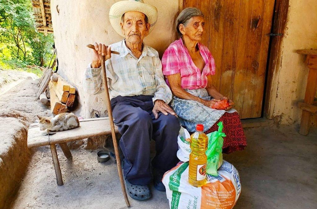 ESCACES DE AGUA, COVID 19 Y AGOTAMIENTO DE RESERVAS ALIMENTICIAS.