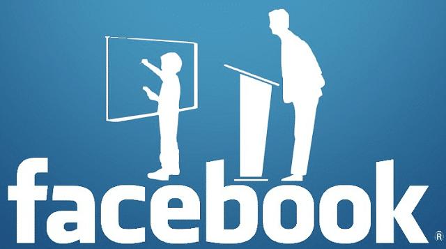 Infografía de Facebook