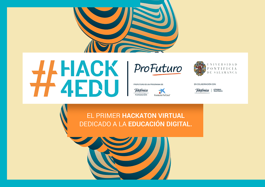 Hackaton Virtual dedicado a la Educación Digital