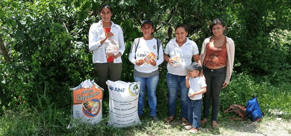 """INPRHU & ANF """"Una alianza que contribuye a una alimentación diaria"""""""